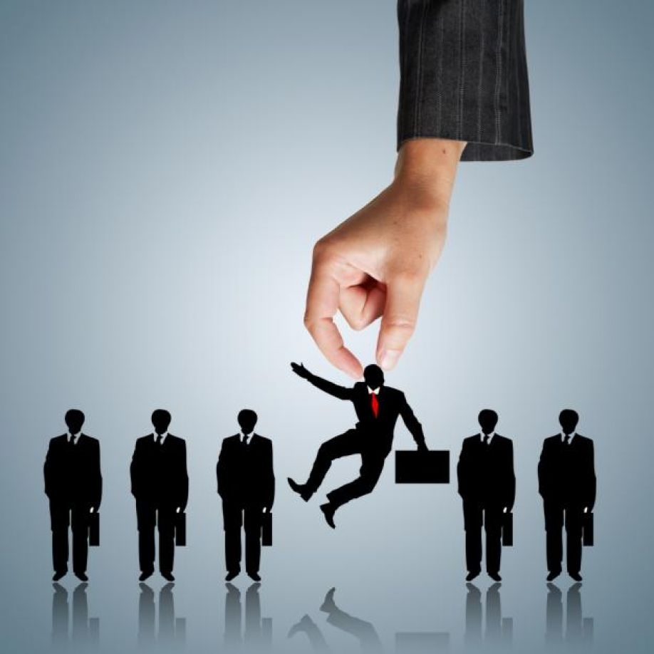 reclutamiento activo vs selección pasiva